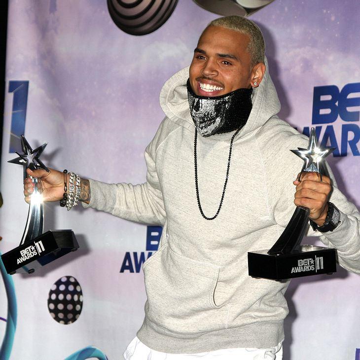 Chris Brown & Rihanna: Entschuldigung für Verwechslung bei BET-Awards