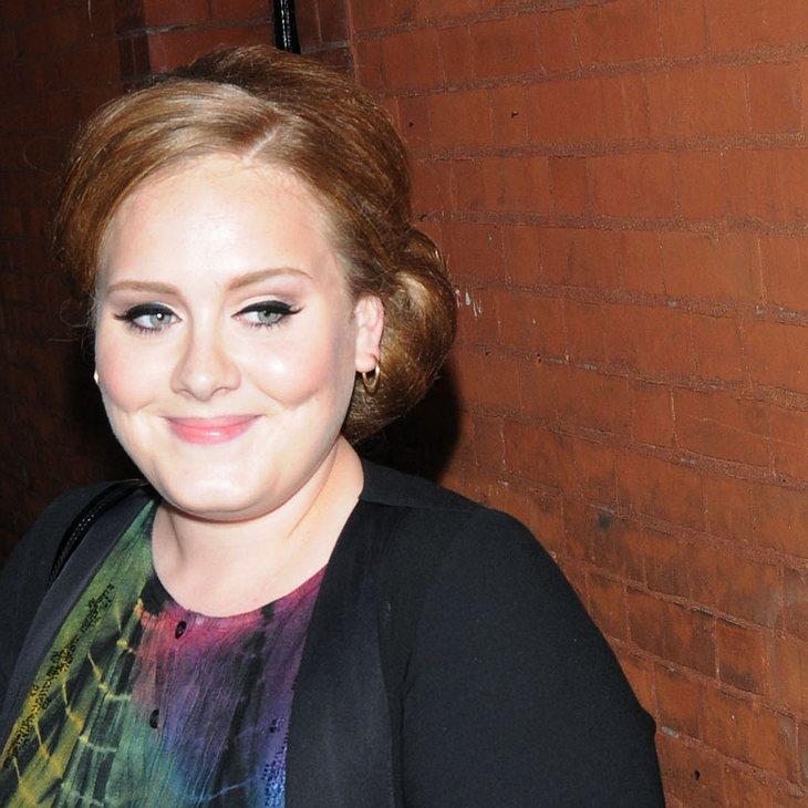 Adele: Auszeit vor ihrem dritten Album