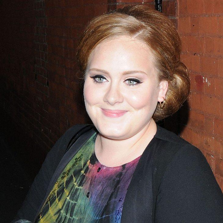 Adele hatte Angst um ihre Stimme