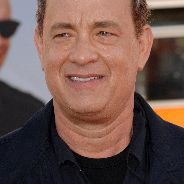 """Tom Hanks: """"Haschischrauchen hat mich blöde im Kopf gemacht"""""""