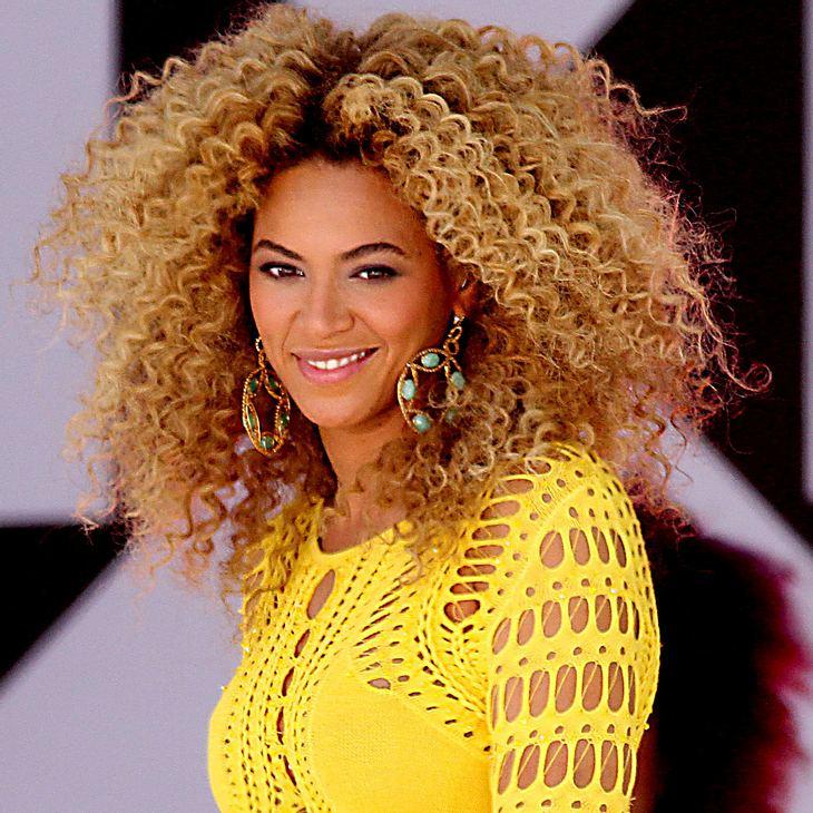 Beyonce Knowles steht auf Peter Gabriel