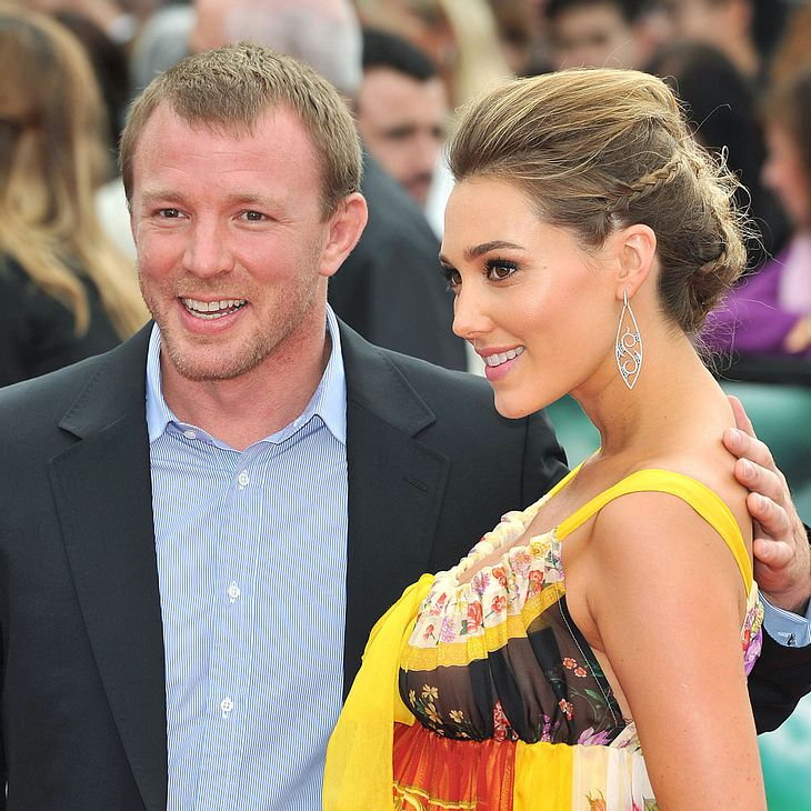 Guy Ritchie ist Vater!