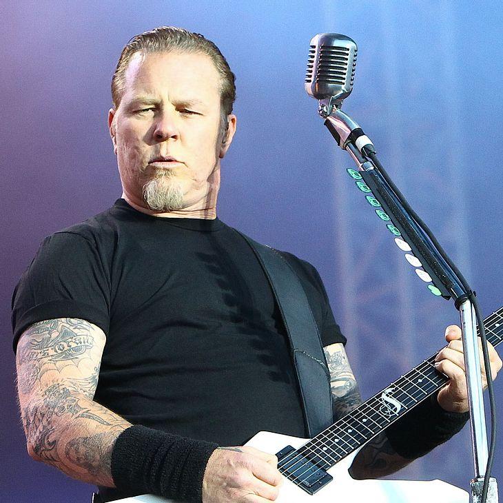 Metallica spielen in dänischem Gefängnis