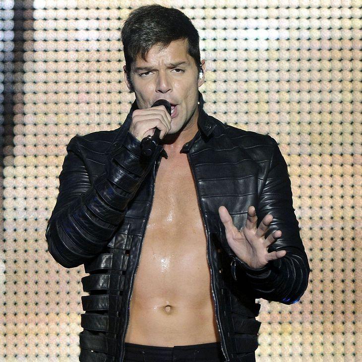 """Ricky Martin: Als Lehrer bei """"Glee""""?"""