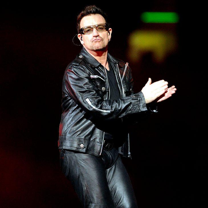 U2 sind die Großverdiener des Jahres