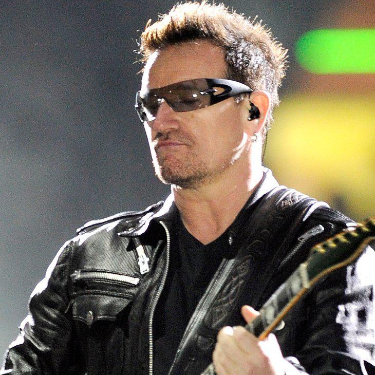 U2: Song für Nelson Mandela