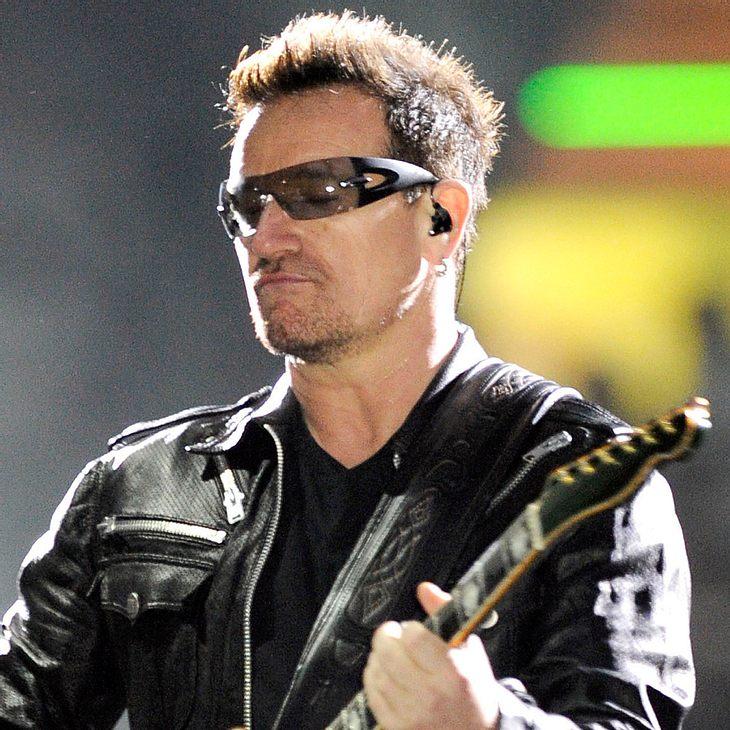 U2 spenden für irische Schulen