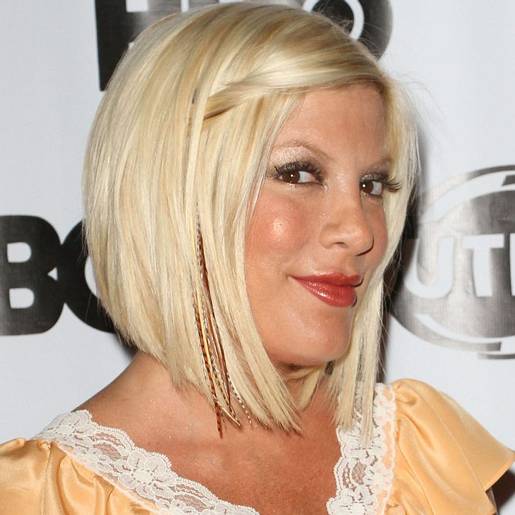 Tori Spelling plant viertes Kind