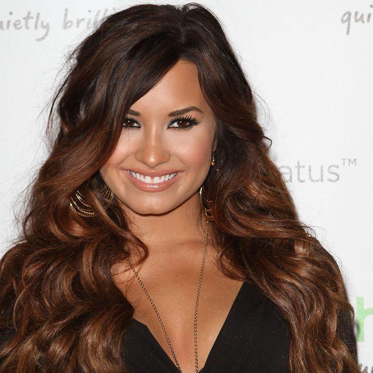 Demi Lovato: Erster Auftritt nach Zusammenbruch