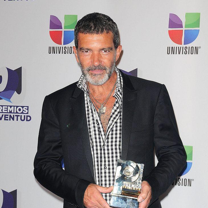 Antonio Banderas' 10.000 Dollar-Rasur