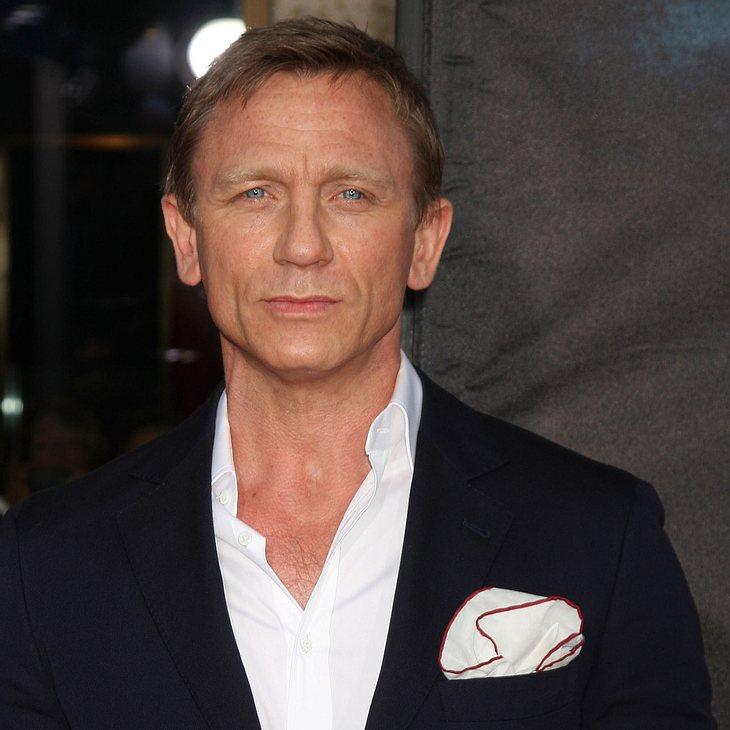 """Daniel Craig: Begeistert von neuem """"James Bond""""-Film"""