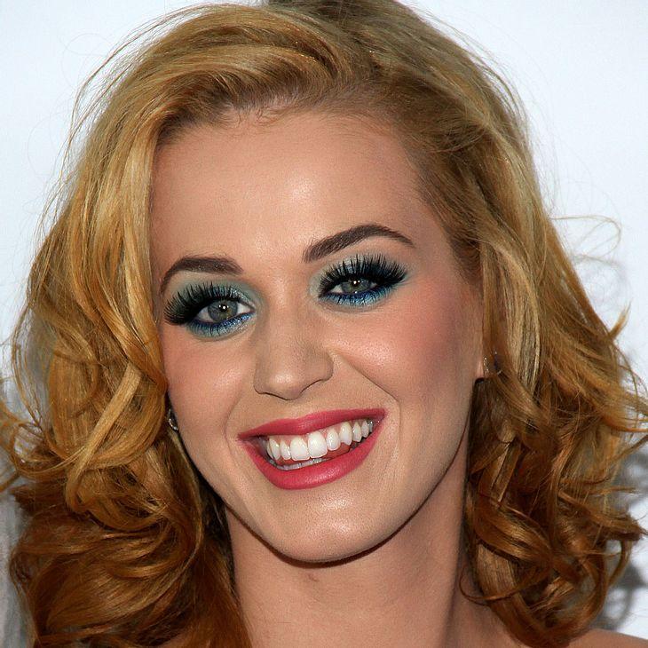 Katy Perry: Dankbar für Brands Abstinenz