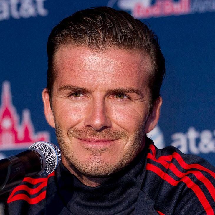David Beckham: Schwere Trennung von der Tochter