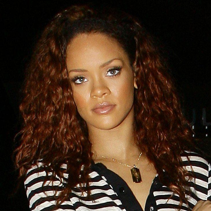 Rihanna: Zurück zum ersten Freund?