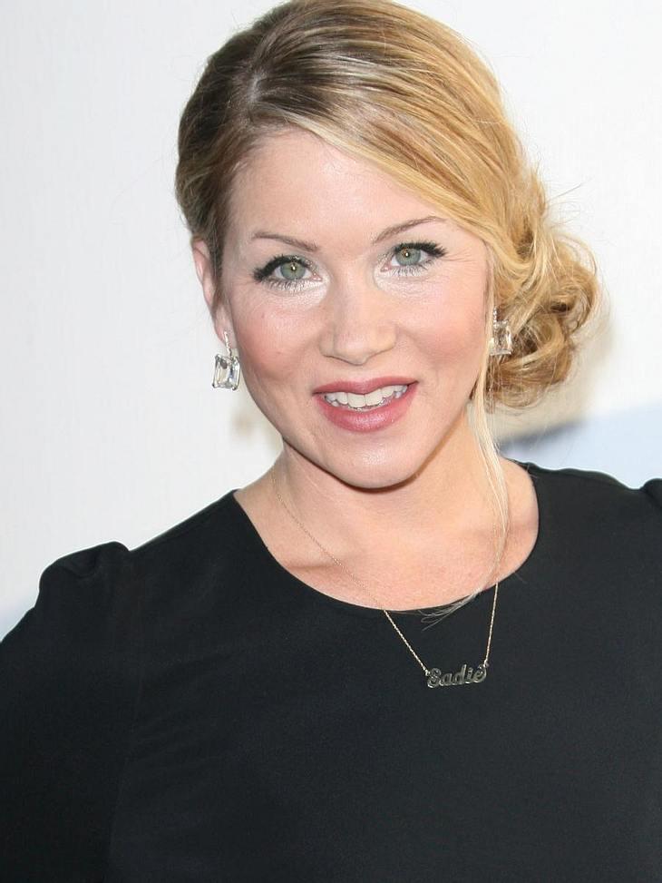 Christina Applegate: Hochzeit im Schatten der Oscars