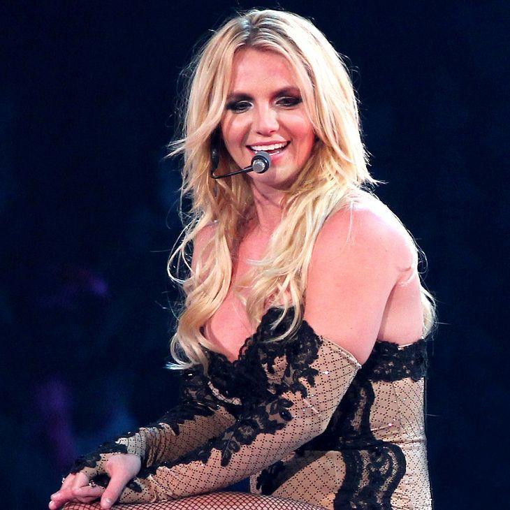 Britney Spears lädt sich Lady Gaga ein