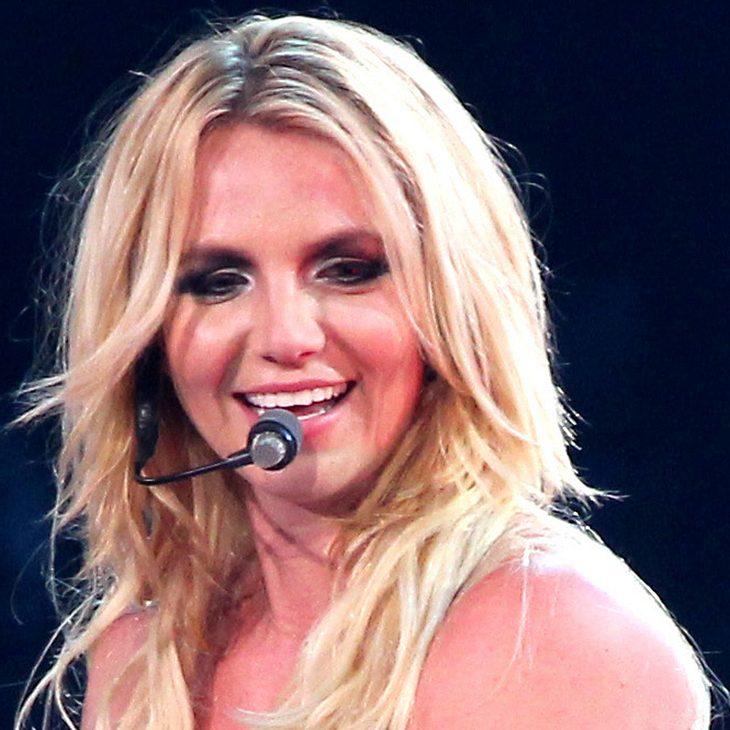 Britney Spears: Videodreh in London