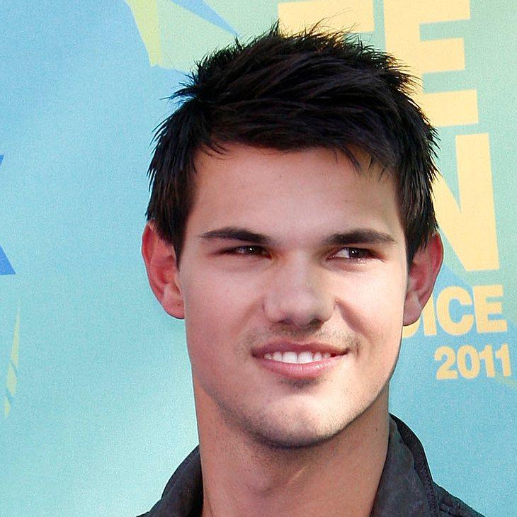 Taylor Lautner: Auch im echten Leben ein Held?