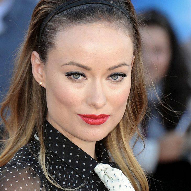 Olivia Wilde: Mütterliche Ratschläge von Justin Timberlake