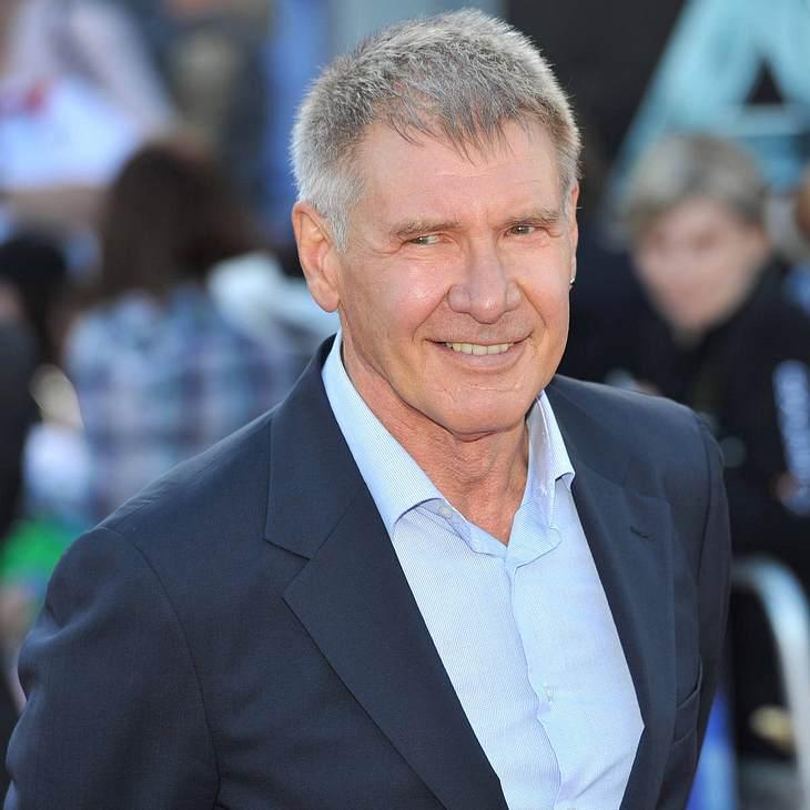 """Harrison Ford in """"Star Wars""""-Gesprächen"""