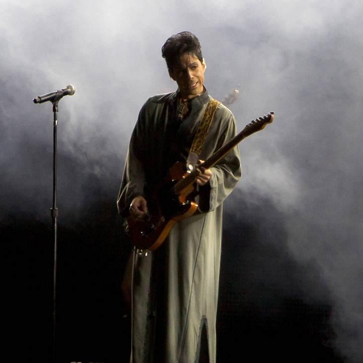 Prince erhält Billboard-Award