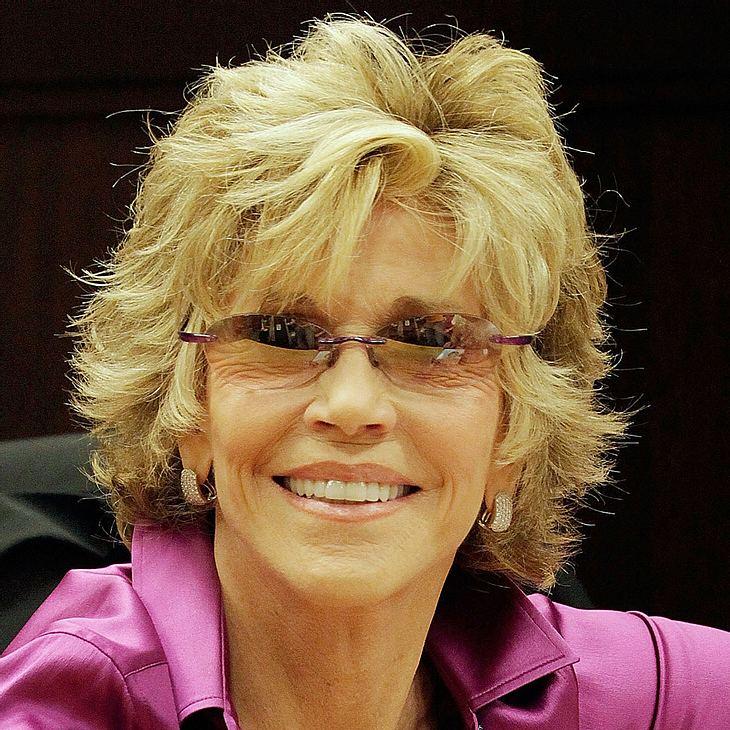 """Jane Fonda: """"Großzügige Menschen haben mehr Orgasmen"""""""