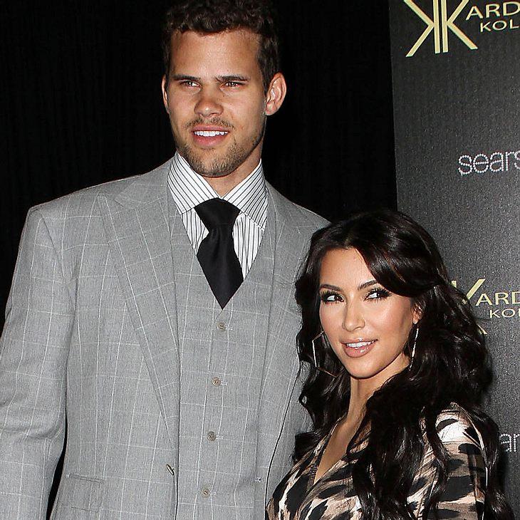 Kim Kardashian hat geheiratet