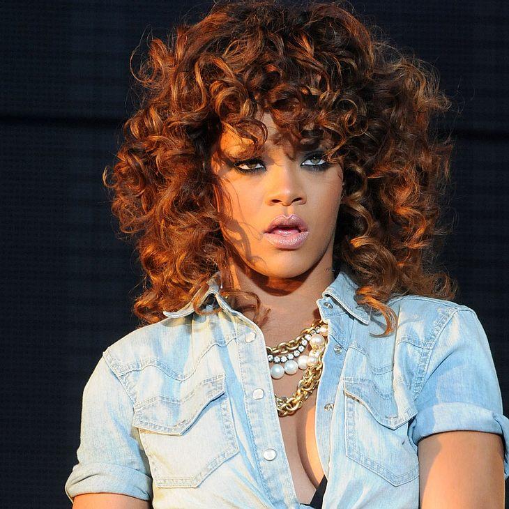 Rihanna: Blick hinter die Kulissen