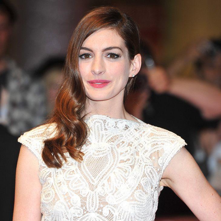 Anne Hathaway wird Filmproduzentin