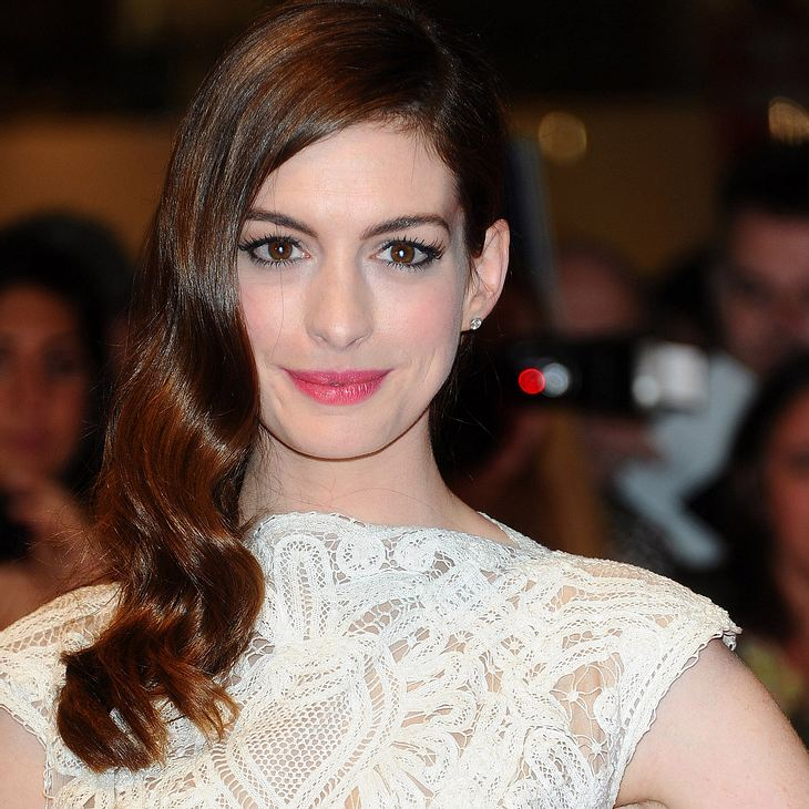 "Anne Hathaway macht ""Les Miserables"""