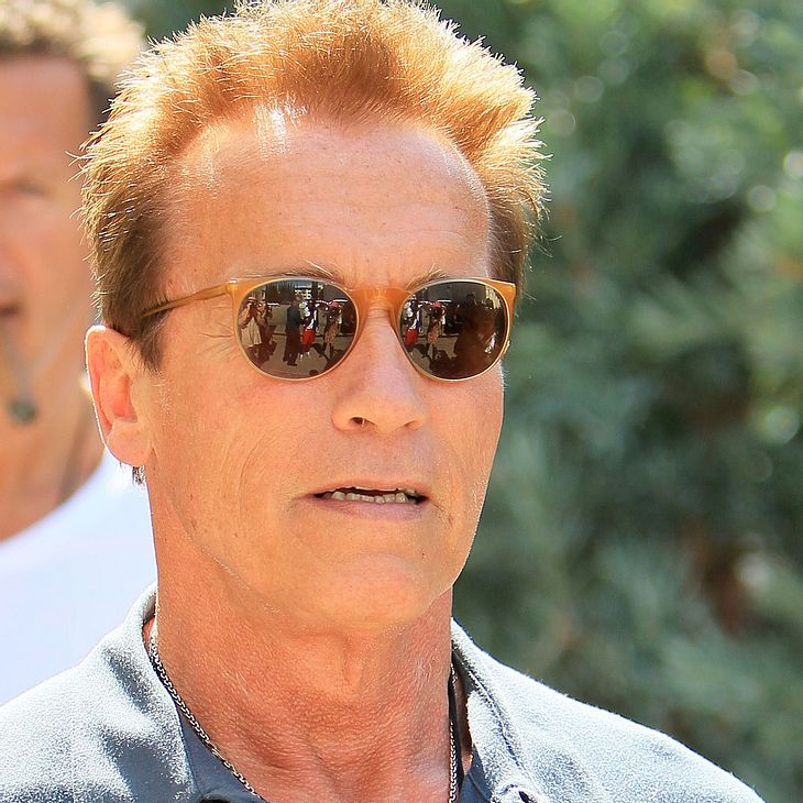 Arnold Schwarzeneggers Sohn tritt in seine Fußstapfen