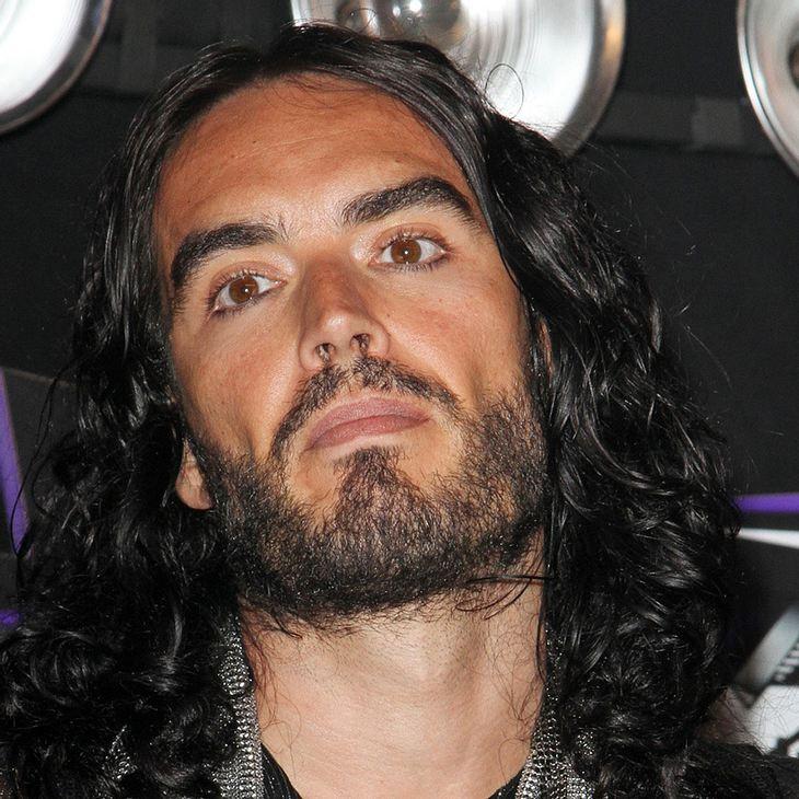 Russell Brand: Ernste Rede für Amy Winehouse