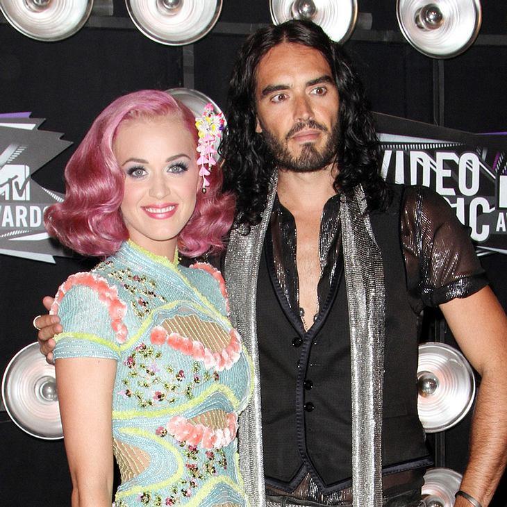 Katy Perry und Russell Brand: nach 14 Monaten ist alles vorbei