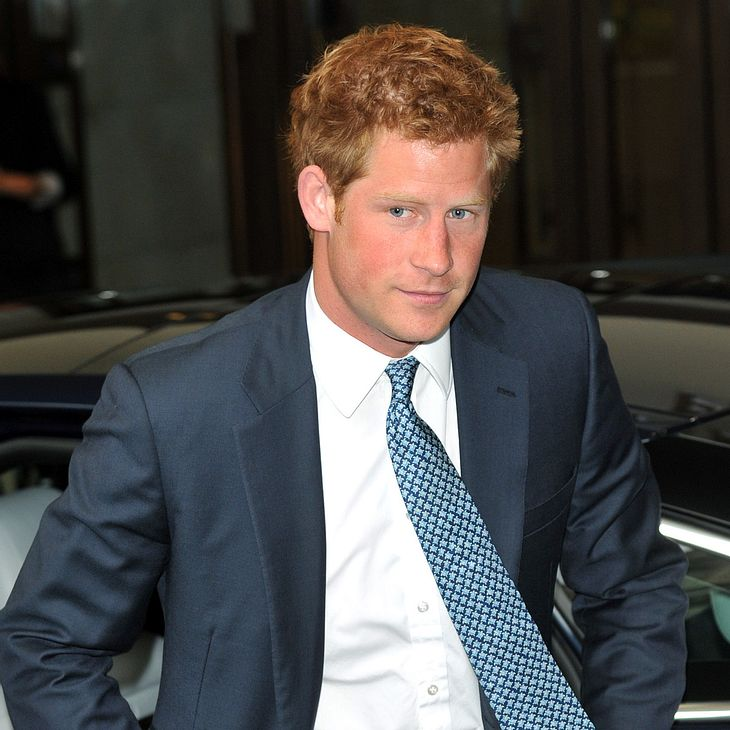 Prinz Harry zieht in die USA