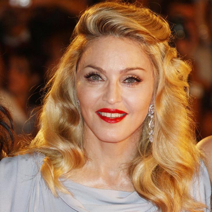 """Madonna: """"Ich bin auch nur ein Mensch!"""""""