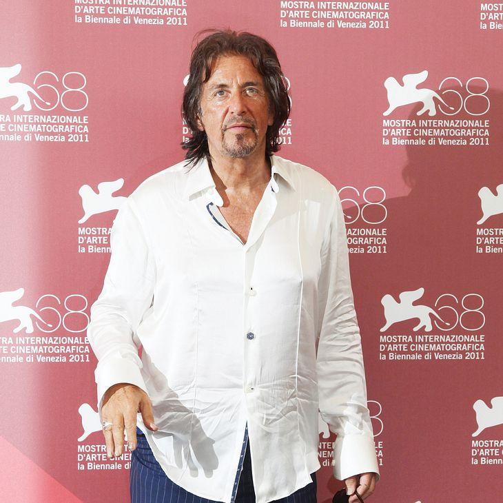 Al Pacino in Venedig ausgezeichnet