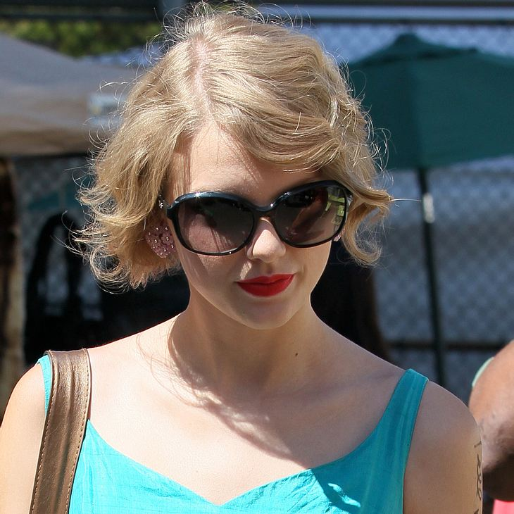 Taylor Swift: Ist sie ein Wedding-Crasher?