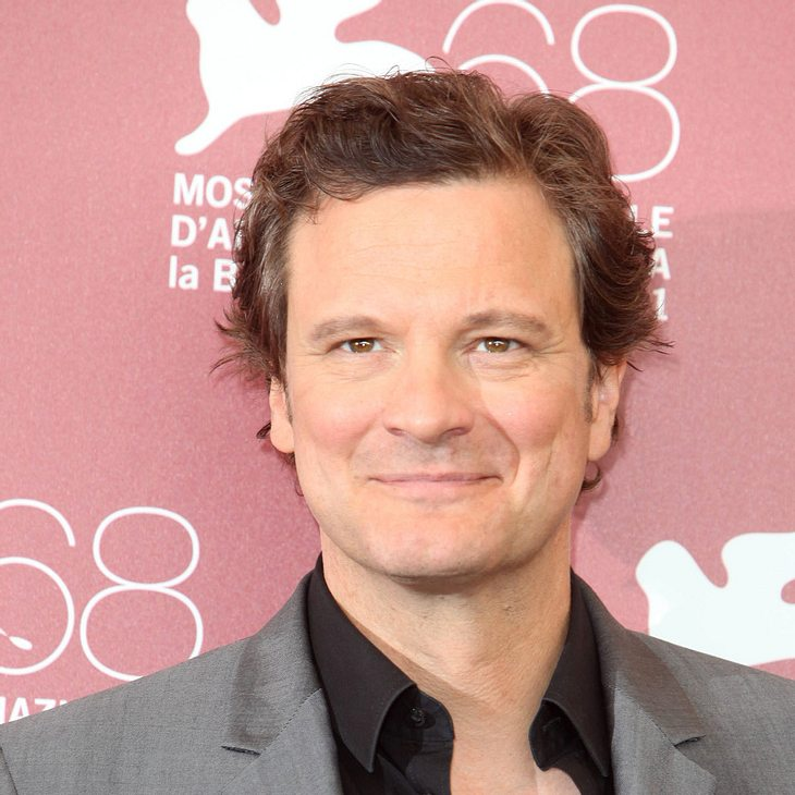 Colin Firth: Rampenlicht ist gewöhnungsbedürftig