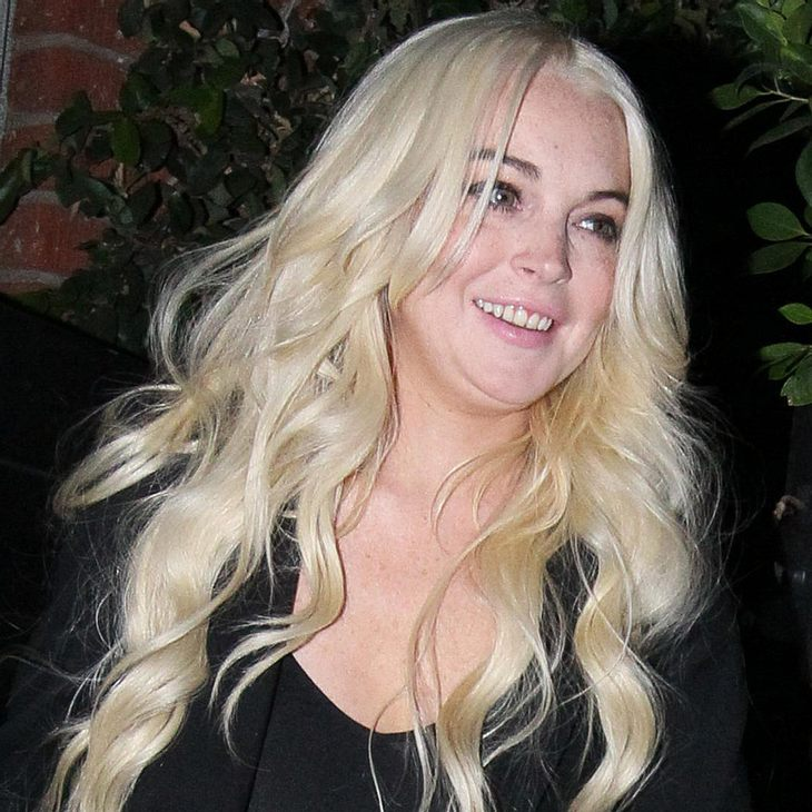 Lindsay Lohan dementiert neue Liebe