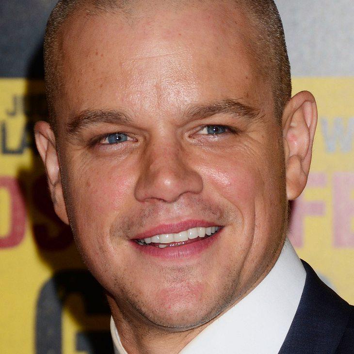 Matt Damon: Einsatz für die Umwelt