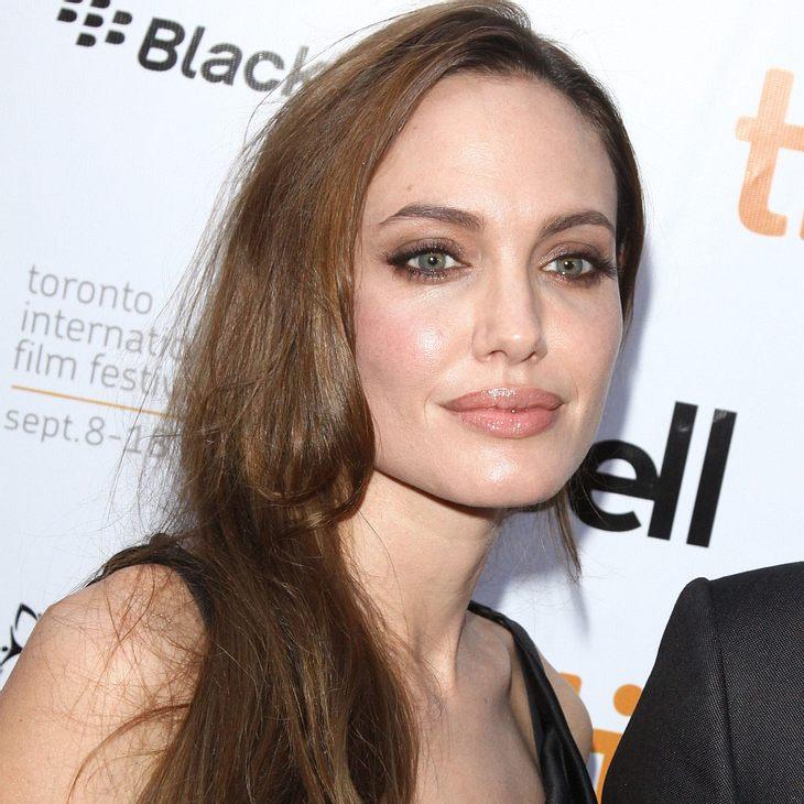 Angelina Jolie besucht Libyen