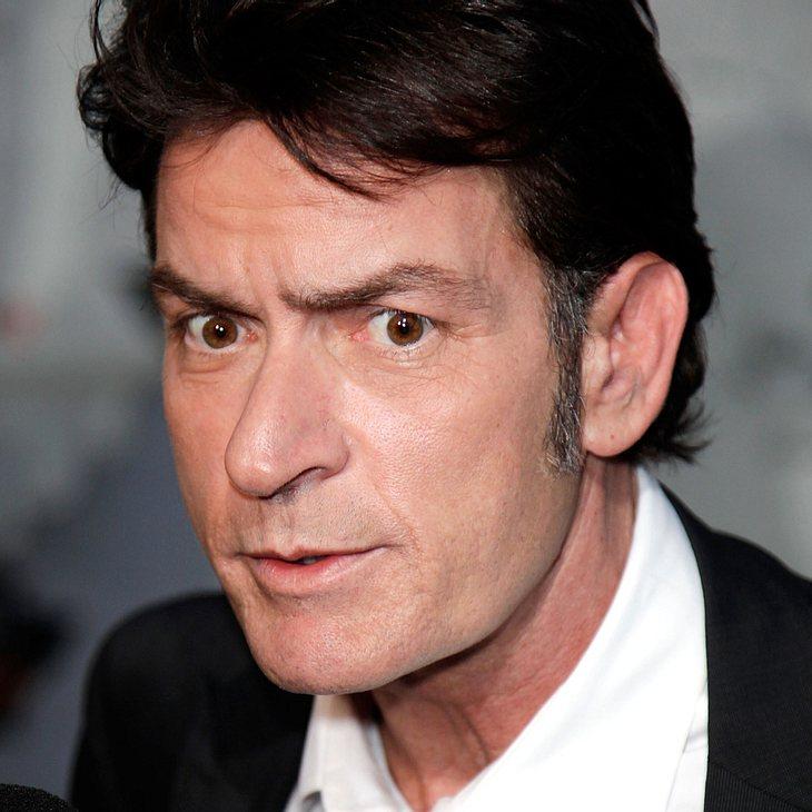 Charlie Sheen sucht Drehort in Kolumbien