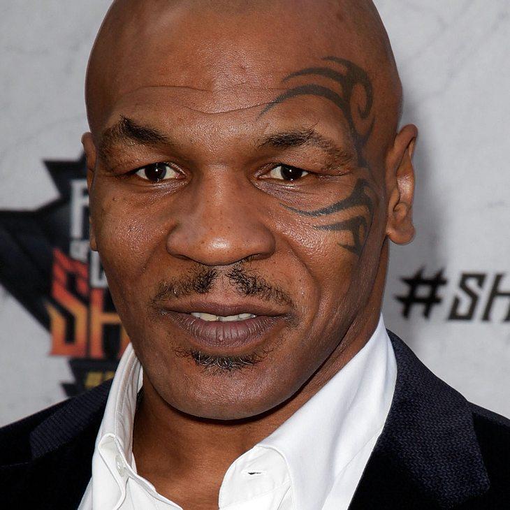 Mike Tyson & Muhammad Ali: Bei Beerdigung von Joe Frazier