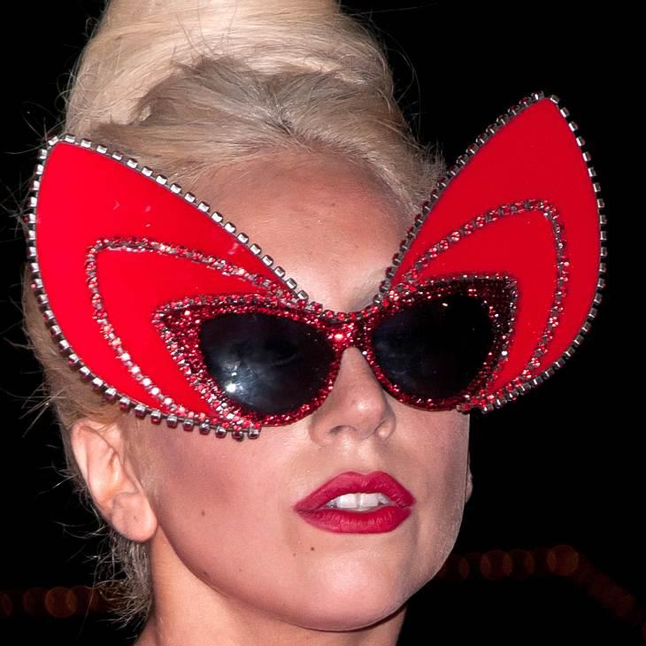 Lady Gaga: Königin des Catwalks