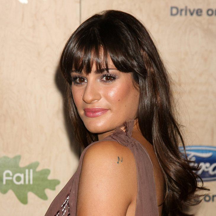 Lea Michele geschockt von Ashton Kutcher