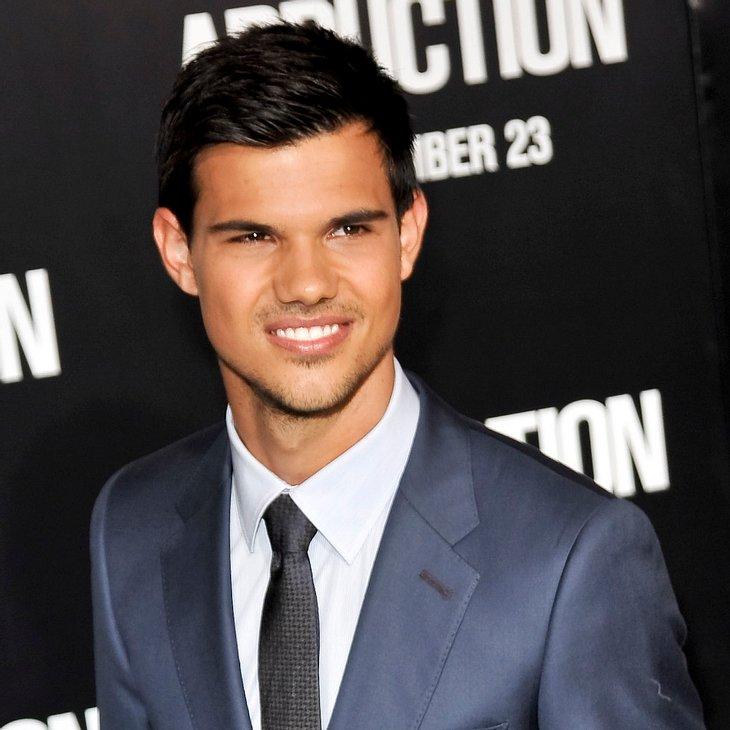 GQ entschuldigt sich für Taylor Lautner-Frage