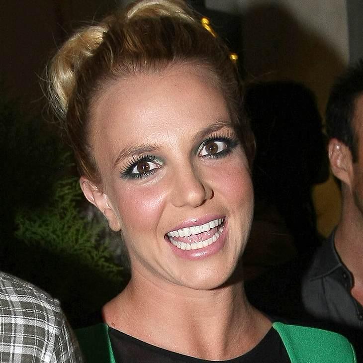 """Britney Spears bei """"X Factor"""" dabei!"""