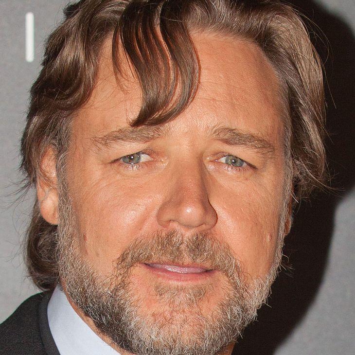 Russell Crowe: Zerstörte Eifersucht die Ehe?