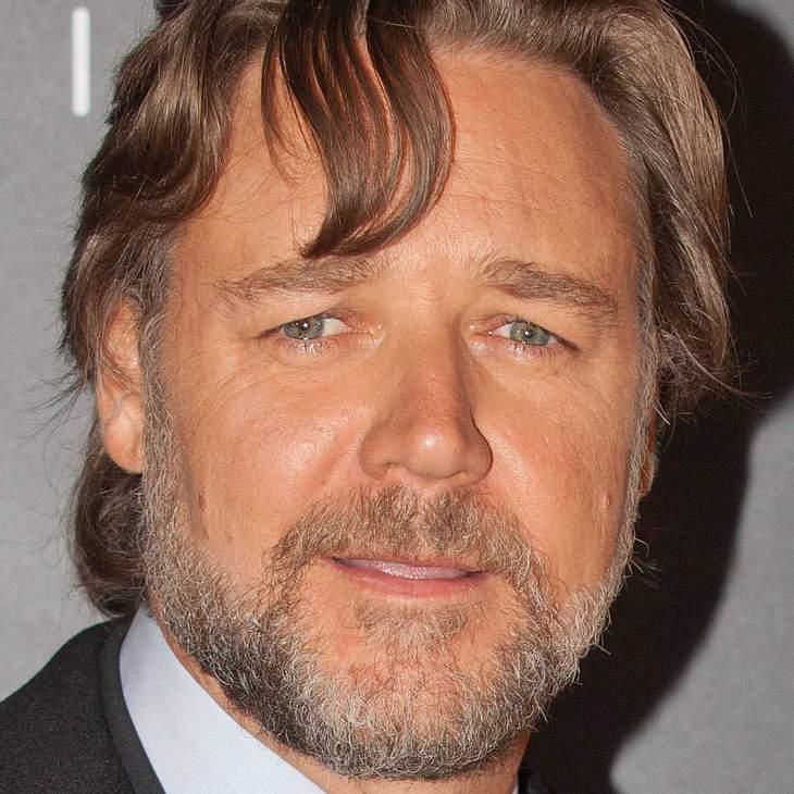 Russell Crowe will mehr Zeit mit seinen Kindern