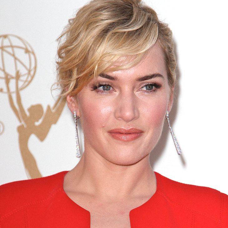 """Kate Winslet: Als """"Speckschwarte"""" beschimpft"""
